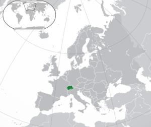 Lucerne Switzerland International Cities of Peace